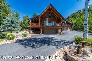 638 VISTA EAST DR, Star Valley Ranch, WY 83127