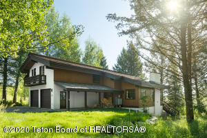 6660 N ELLEN CREEK RD, Teton Village, WY 83025