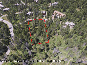 7750 N LOWER GRANITE RIDGE RD, Teton Village, WY 83025