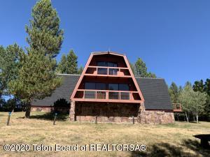 755 E E. ALTA ROAD, Alta, WY 83414