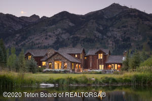 3165 FOUR PINES RD, Teton Village, WY 83025