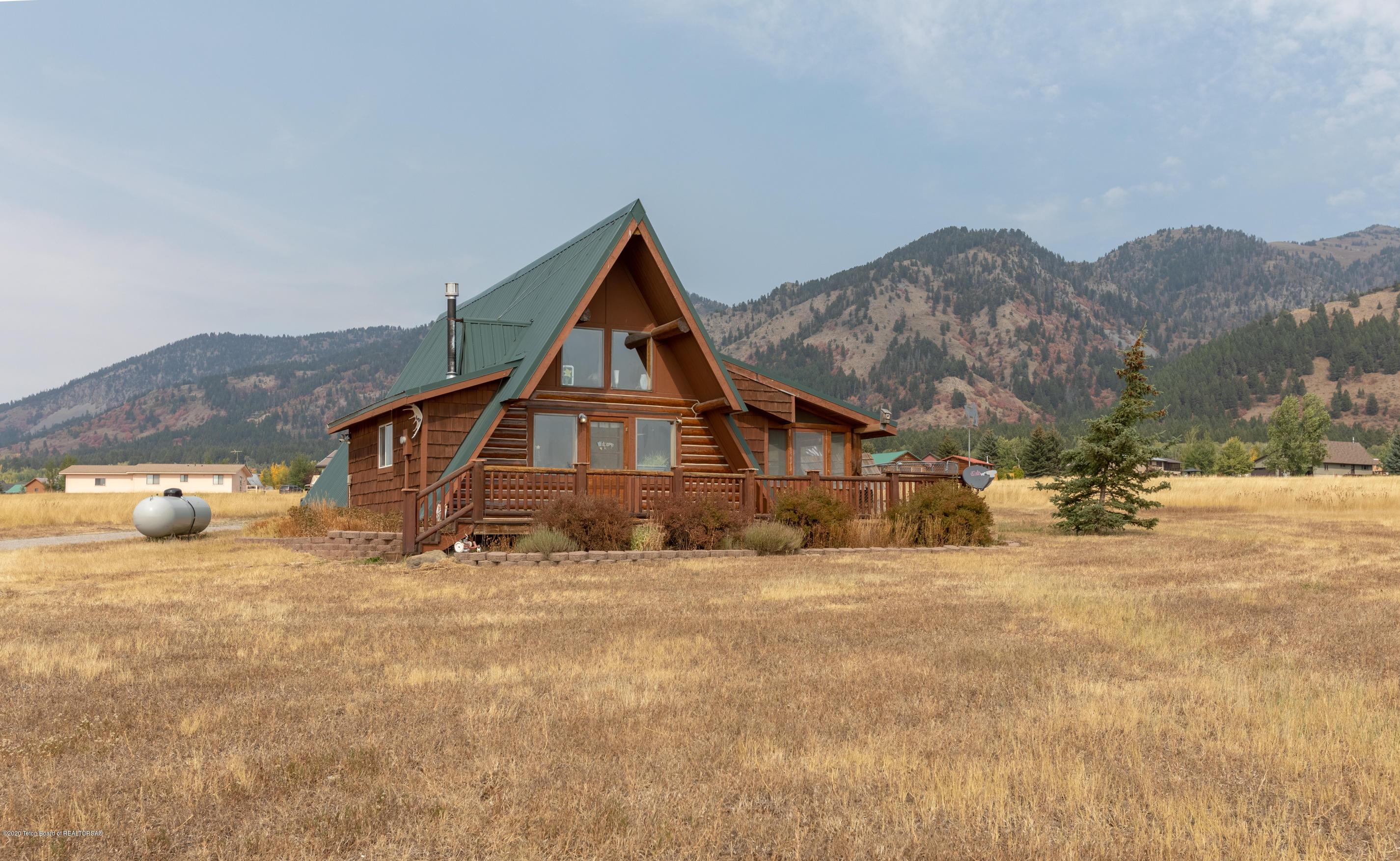 Photo of 609 CEDAR CREEK DR, Star Valley Ranch, WY 83127