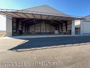 HANGAR 25 RALPH WENZ AIRPORT, Pinedale, WY 82941