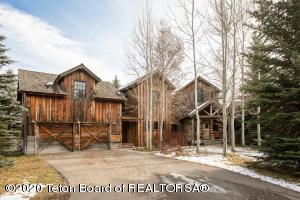 6675 COLD SPRINGS ROAD, Teton Village, WY 83025
