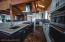 Kitchen - Titanium granite counter tops