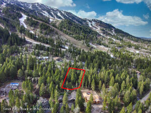 Currently the only available lot in Teton Village. Don't miss this incredible opportunity to own one of the few remaining building sites in Teton Village. Build your dream home on Esther Way, perched at the edge of Jackson Hole Mountain Resort. with easy access to skiing, hiking, biking trails restaurants and shops. This lot has spectacular views of the ski area which includes the tram, the Hoback's and views corridors to the south and east. Price includes site planning information from Jorgenson Engineering. Check out the Arial photos and video.