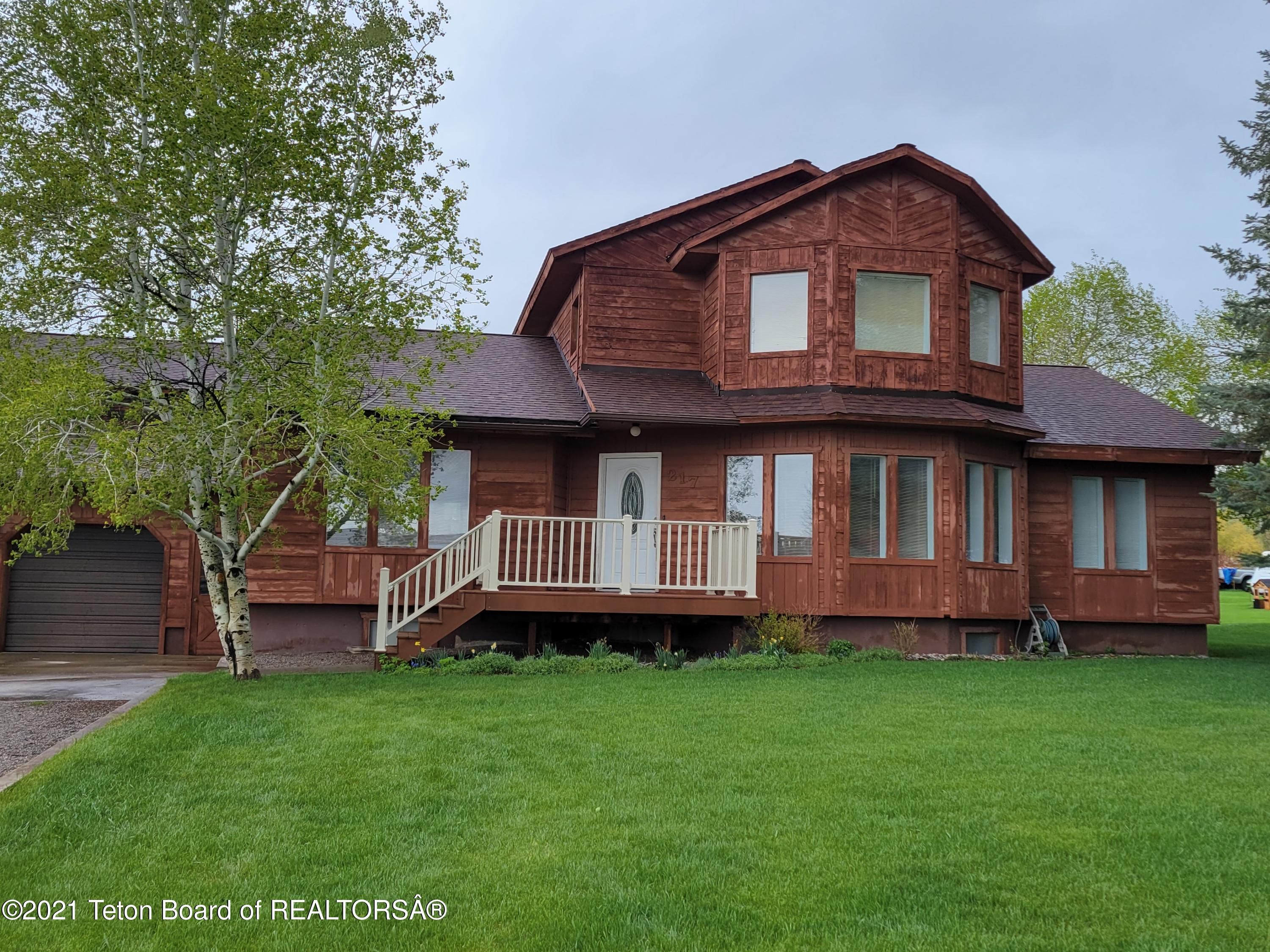 Photo of 217 E 9TH AVE, Afton, WY 83110