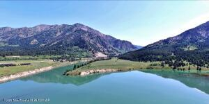 The iconic ''POINT'' is located at the confluence of the Snake and Greys rives in Alpine Wyoming. Surrounded by forest lands and BLM. Seven individual parcels make up the total acreage. Property is very unique and would make a fantastic land swap parcel!