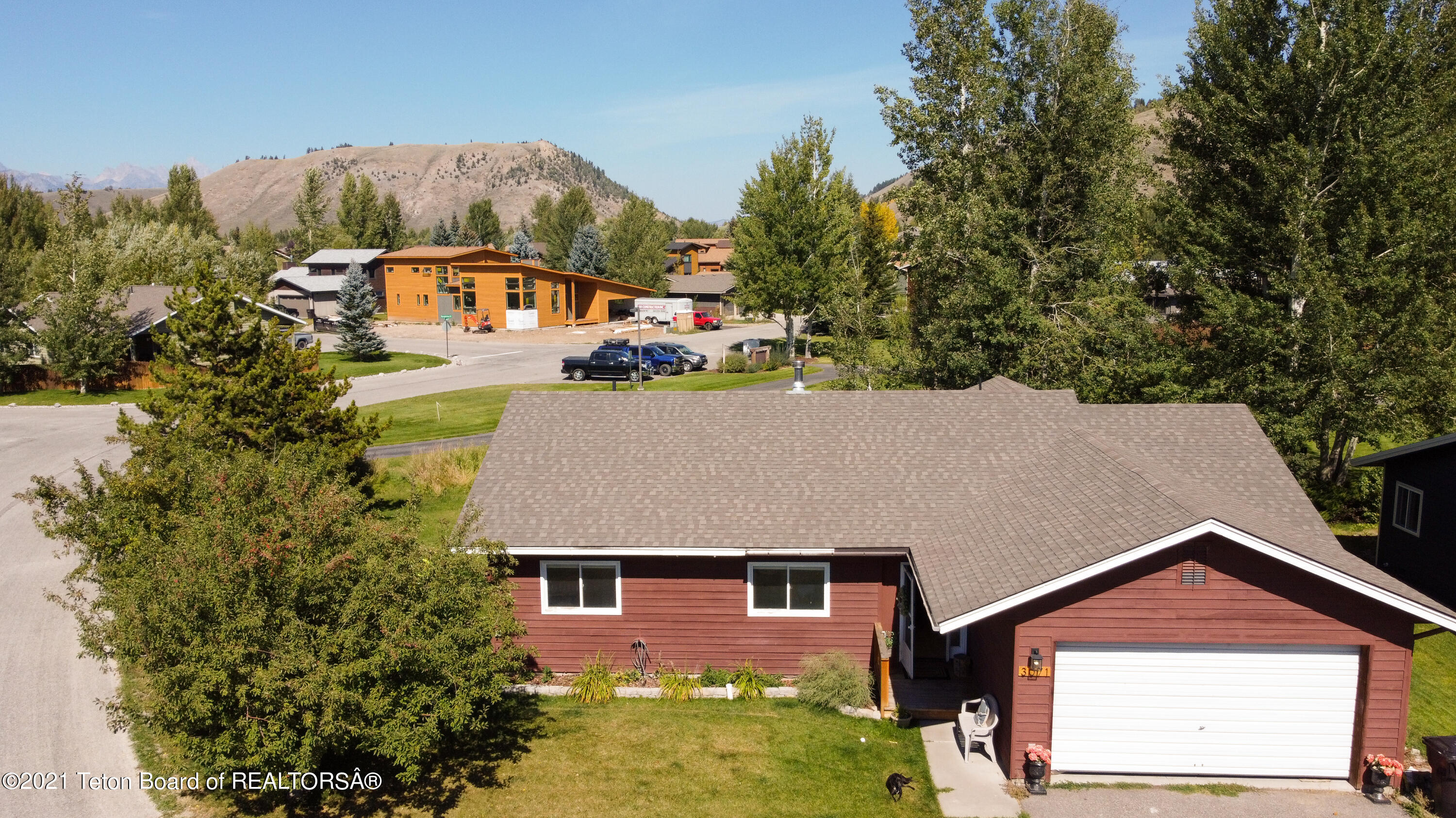 Photo of 3071 RANGEVIEW DR., Jackson, WY 83001