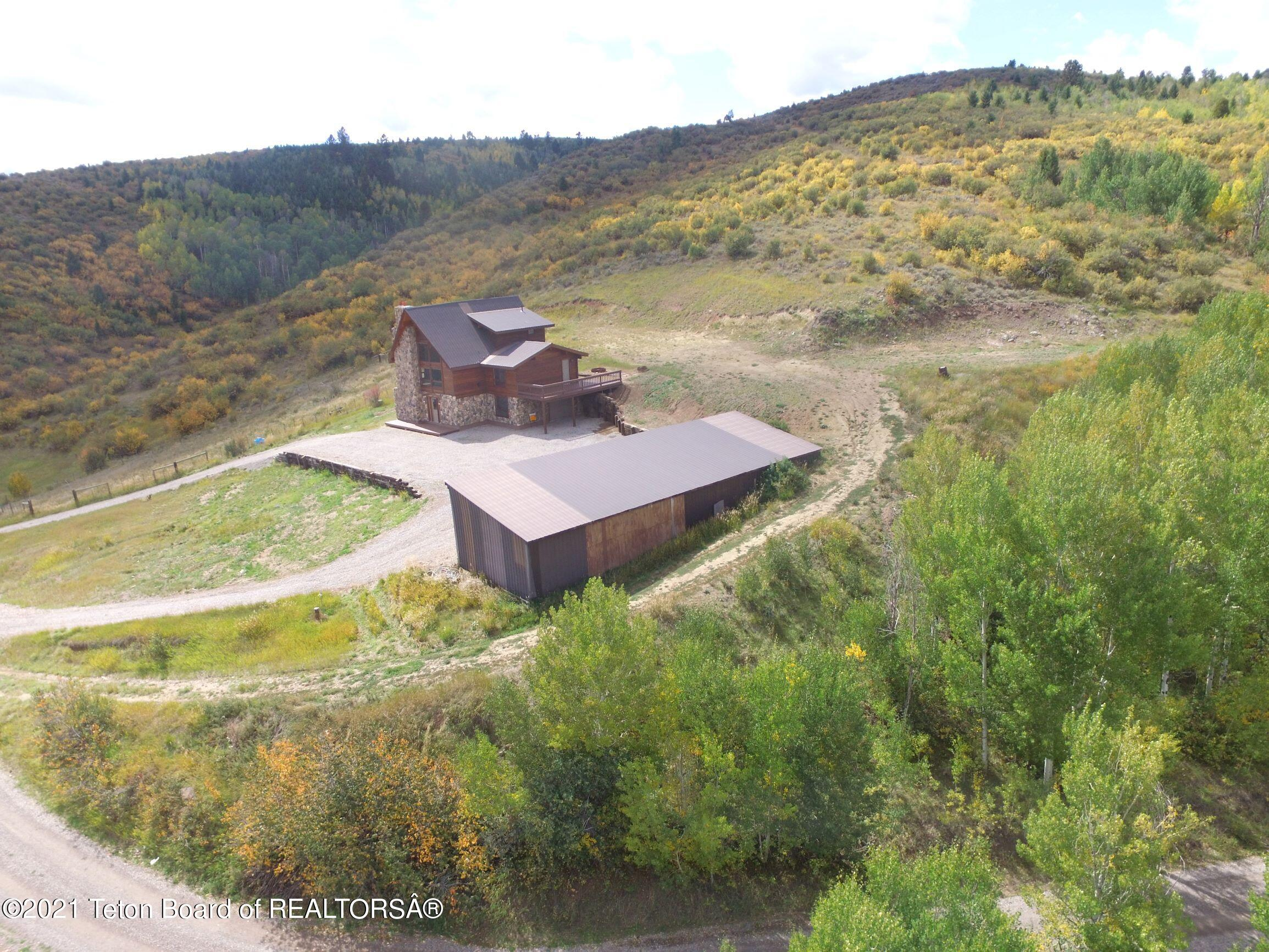 Photo of 1750 CROW CREEK ROAD, Afton, WY 83110