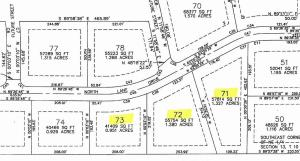 Lot 71 North Lane Dr., Tupelo, MS 38801