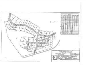 Cherry Creek Crossing (Lot 26), Ecru, MS 38841