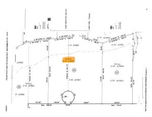 (5.13 acre) Hidden Hills, Pontotoc, MS 38863