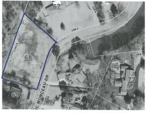 Lot 4 W Park Monceau, Tupelo, MS 38804