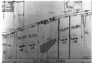 Lot 11 Toxish Road, Pontotoc, MS 38863