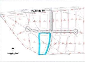 Lot 9 Endville Road, Pontotoc, MS 38863