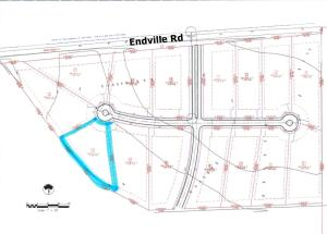 Lot 11 Endville Road, Pontotoc, MS 38863