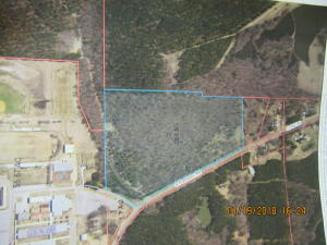 26.5 Ac. Frontage on South Pontotoc Rd.
