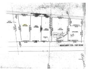 Lot #4 Hwy 178, Mooreville, MS 38857
