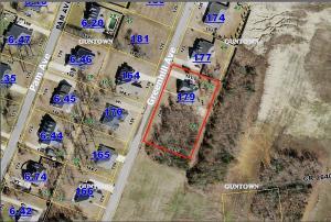 Lot 103 Greenhill Dr., Guntown, MS 38849