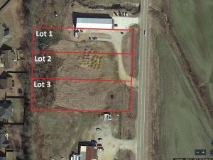 Lot# 1 Hwy 145, Saltillo, MS 38866