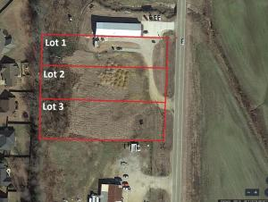 Lot #2 Hwy 145, Saltillo, MS 38866