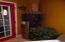 Exit Door to Garage/ Water Heater
