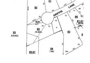LOT #73 Griffin Ln., Ripley, MS 38663