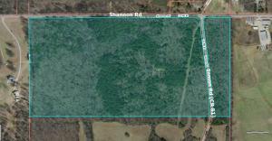 Shannon Road, Pontotoc, MS 38863