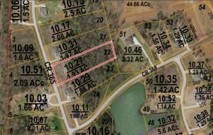 Lot 22 CR 365, New Albany, MS 38652