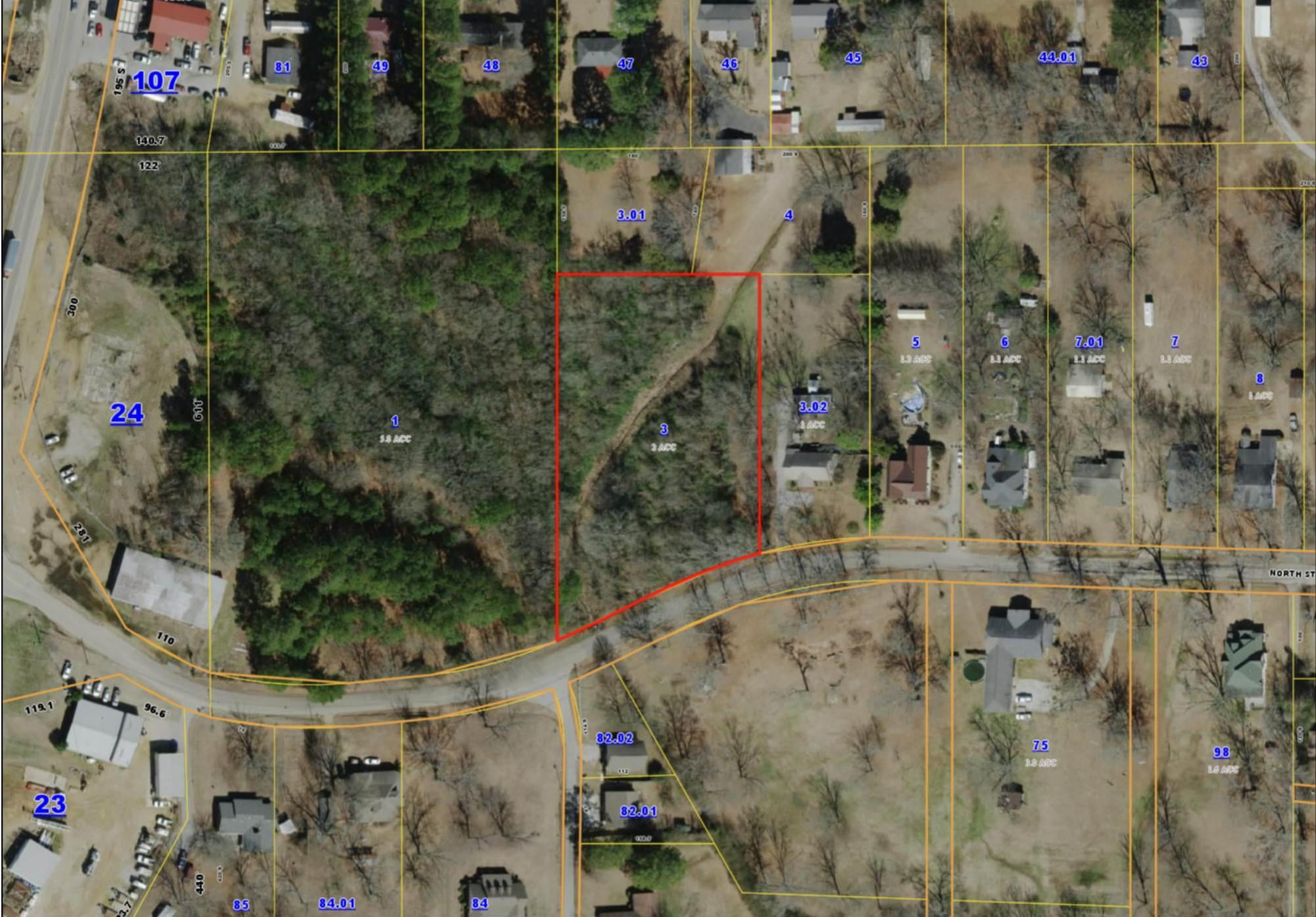 2 06 acres) North St , Shannon, MS 38868 - Five Star Realty