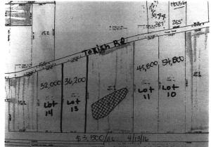 Toxish (Lots 13 & 14) Road, Pontotoc, MS 38863