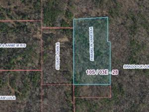 Arnold Trail Road, Pontotoc, MS 38863