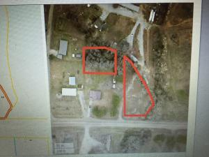 Approx 1 acre will need to be surveyed out. The lot for sale has the road frontage on Hwy 178.