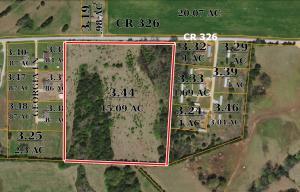 CR 326 (15.09 acres), New Albany, MS 38652
