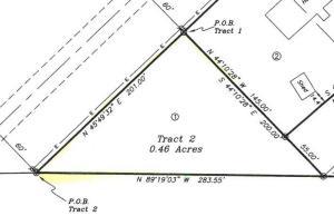 Tract 2 Hwy 9 N, Pontotoc, MS 38863