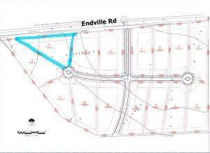 Lot 13 Endville Road, Pontotoc, MS 38863