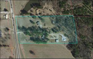 (9.34 acres) Hwy 15, Pontotoc, MS 38863