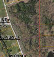 Sleepy Hollow Road Lot 15, Myrtle, MS 38650