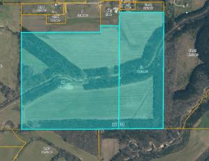 (143 +/- acres) Haletown Ln., Pontotoc, MS 38863