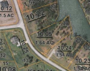 Lot 28 North Oaks Properties, New Albany, MS 38652