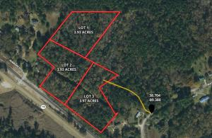 Lot 3 Waites Road, Holly Springs, MS 38635