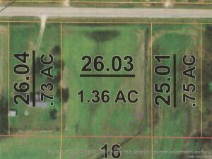CR 107 ( 1.57 Ac ), New Albany, MS 38652