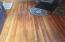 living Room Red Oak flooring