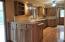 Kitchen w/newer Kit. Cabinets