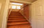Stairs to Master suite upstair