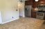 Nice floors/wall space