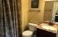 Granite top in bedroom 2 bath