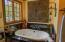 Main residence master bathroom