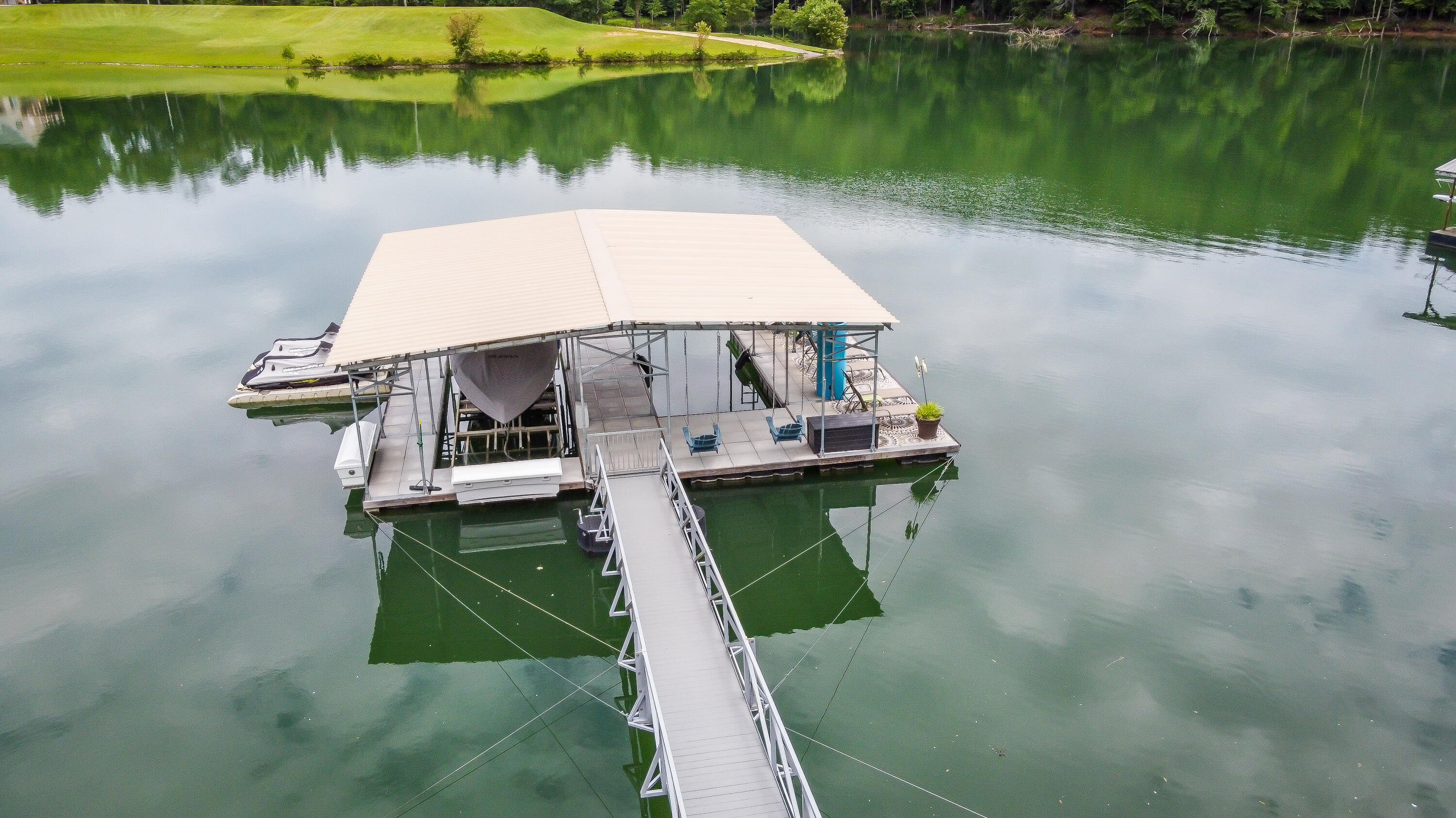 Your own private dock